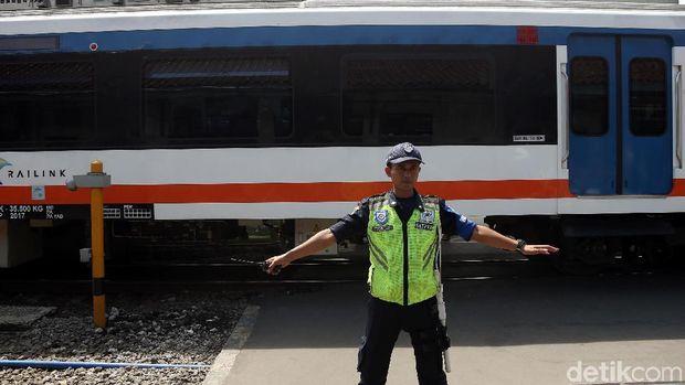 Kereta Bandara Soekarno Hatta sekarang sampai Bekasi