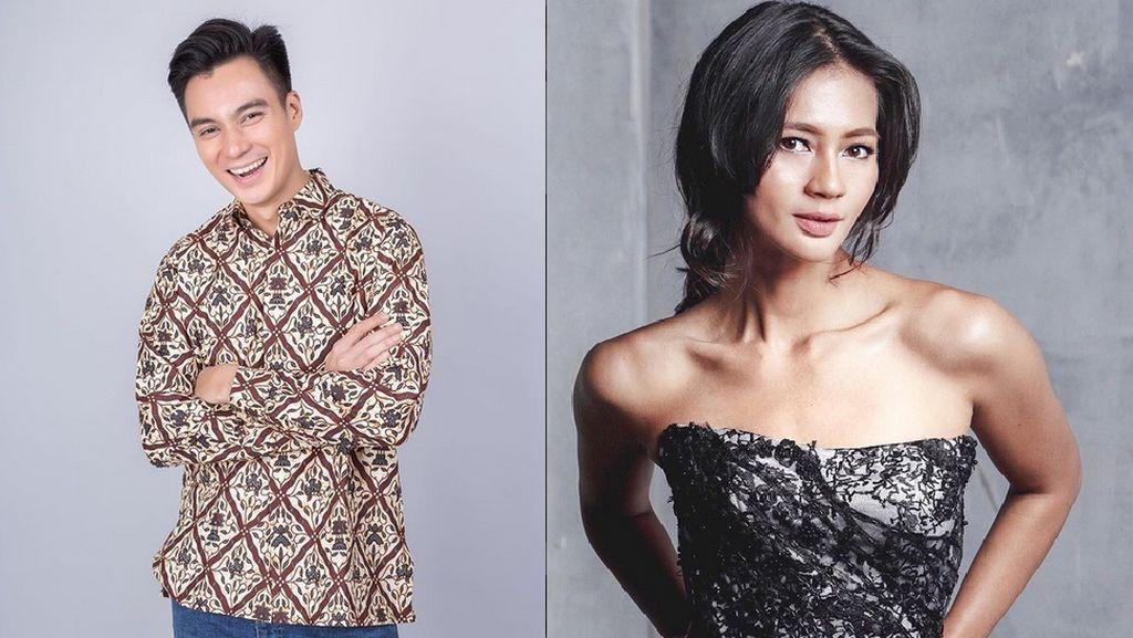 Baim Wong Tegaskan Hubungannya dengan Paula Verhoeven Bukan Gimmick