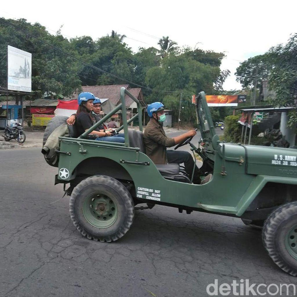 Lava Tour Makan Korban, Ini Kata Asosiasi Jeep Wisata Lereng Merapi