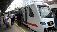 Kereta Bandara Sekarang sampai Bekasi, Ini Tanggapan Organda
