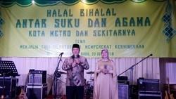 Arinal-Nunik: Lampung Harus Jaga Keberagaman