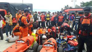 1 Korban Tewas Kapal Tenggelam di Danau Toba Ditemukan