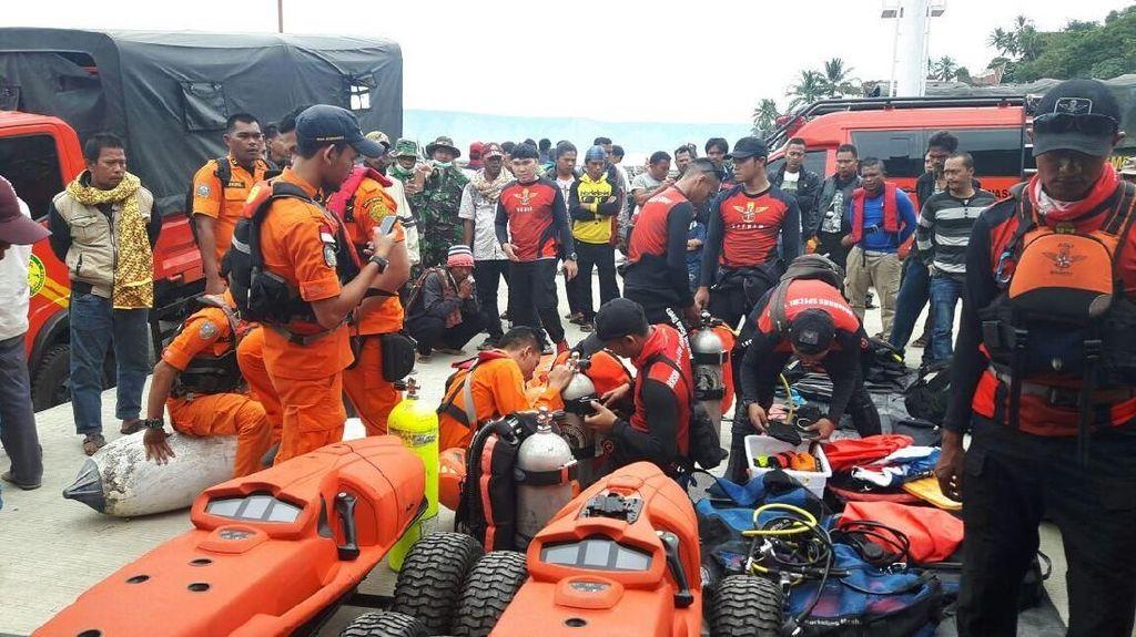 1 Korban Tewas Tenggelamnya KM Sinar Bangun di Toba Ditemukan