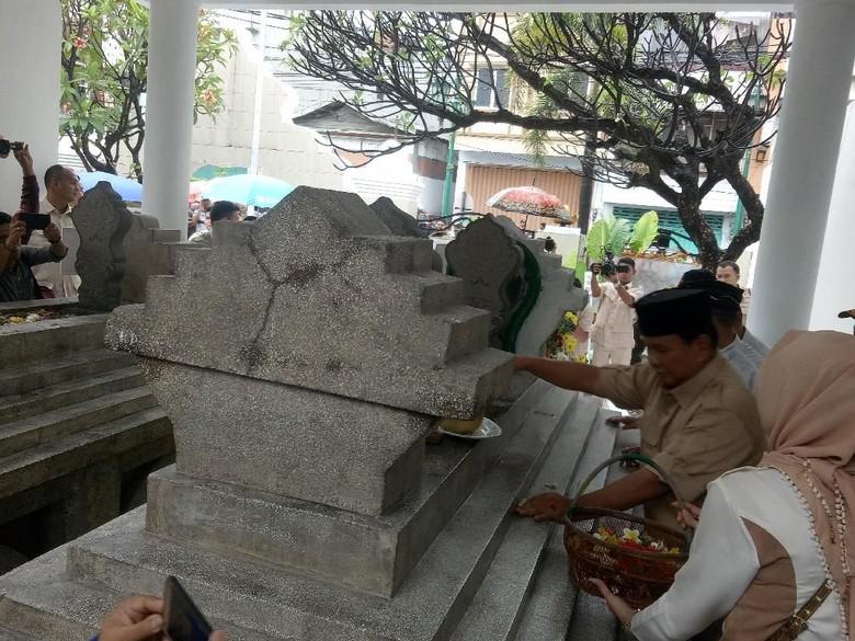Keluarga Tolak Makam Diponegoro Dipindah, Gerindra: Itu Haknya