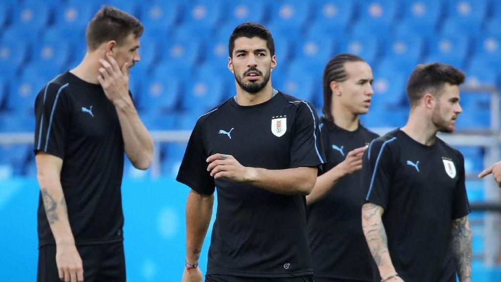 Uruguay Sabar Menanti Gol-gol Suarez