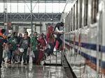 Jasa Raharja Fasilitasi Ribuan Pemudik Balik ke Jakarta