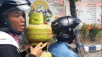 Tak Hanya Langka, Elpiji Melon di Bojonegoro Tembus Rp 25 Ribu