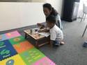 Sediakan Tempat Bermain Anak, Posko Wuling Puncak Jadi Favorit