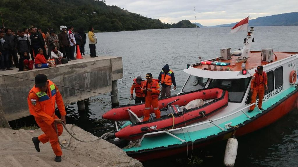 3 Tragedi Maut di Danau Toba dalam 5 Tahun Terakhir