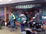 Libur Lebaran, Pendakian Gunung Merbabu Mulai Ramai