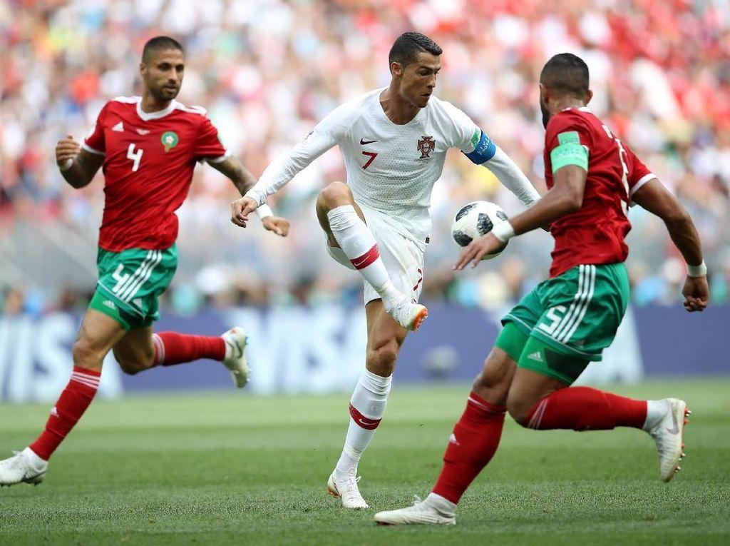 Piala Dunia 2018: 32 Laga Tanpa Skor Kacamata
