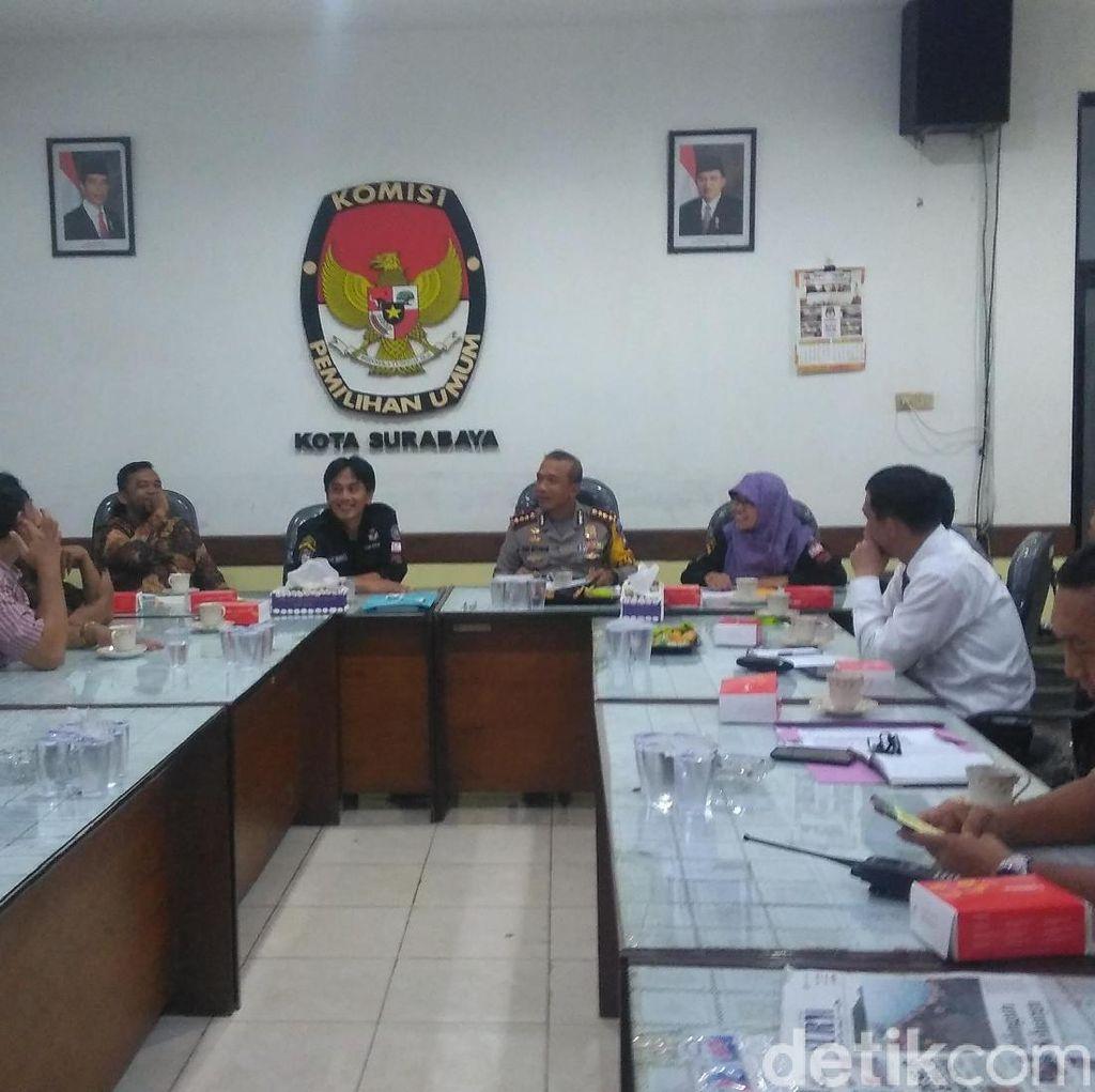 175 Tahanan di Surabaya akan Nyoblos di Pilgub Jatim 2018