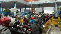 Pemudik Membludak, Pelabuhan Ketapang Tambah Loket Roda Dua