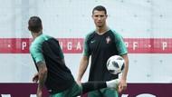 Cristiano Ronaldo Punya Cara Mandi Unik Usai Tanding Bola