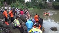 Terjun ke Sungai Ciwulan, Jasad Pria Depresi Ditemukan Tim SAR