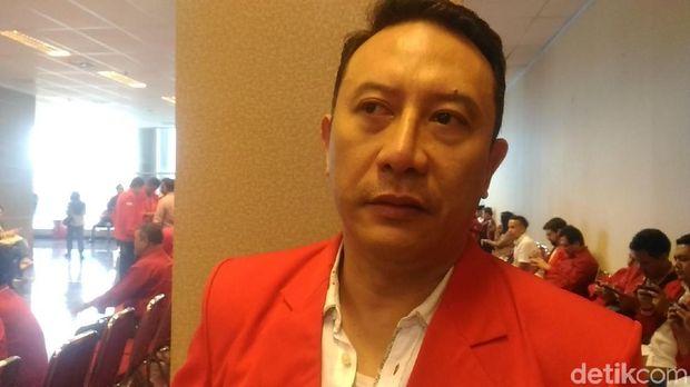 Sonny Tulung gabung PKPI