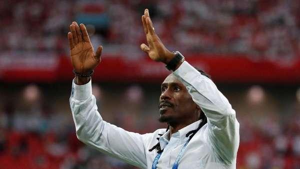 Seluruh Afrika Mendukung Senegal