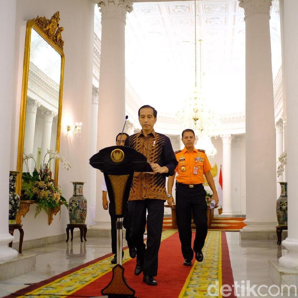 Jokowi: Kasus Tenggelamnya KM Sinar Bangun Jangan Sampai Terulang!