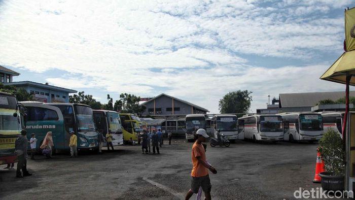 Terminal bus/Foto: Pradita Utama