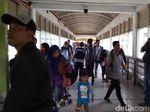 33.833 Pemudik Berdatangan di Terminal Purabaya