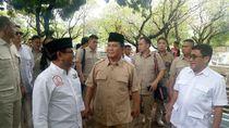 Soal Capres 2019, Prabowo: Nanti Kita Pikirkan Itu