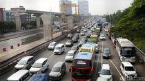 Kemenhub Prediksi Pemudik yang Balik ke Jakarta Baru Sebagian