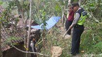 Polisi Ungkap Ada Lokasi Lain Kuburan Janin Korban Aborsi Mbah Yam