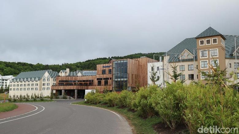 Foto: Club Med Tomamu Hokkaido (Dina Rayanti/detikTravel)