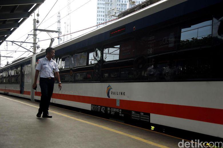 Operator: Setop Viralkan Foto Vandalisme Kereta Bandara