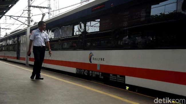 Setahun Beroperasi, Kereta Bandara Soetta Masih Sepi