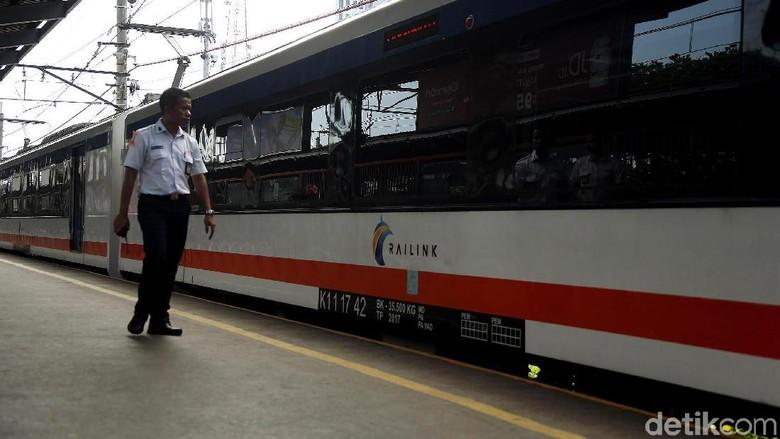 Polisi: Pelaku dan Jenis Vandalisme Kereta Bandara Beda dengan MRT