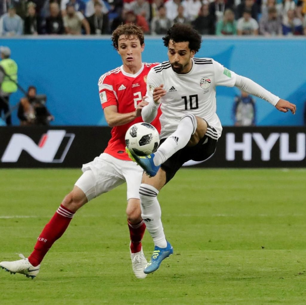 Highlight Babak I Rusia Vs Mesir