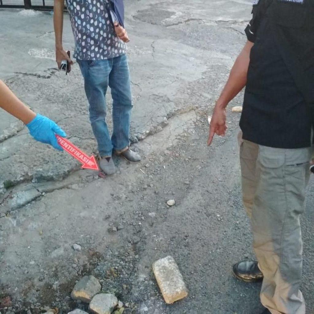 Polisi Buat Sketsa Wajah Pelempar Batu ke Bocah Rafa