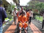 4 Tahanan Polsek Denpasar Barat yang Kabur Dihadiahi Timah Panas