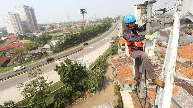 Tingkatan Kualitas Internet, XL Tambah BTS  di Jawa Tengah