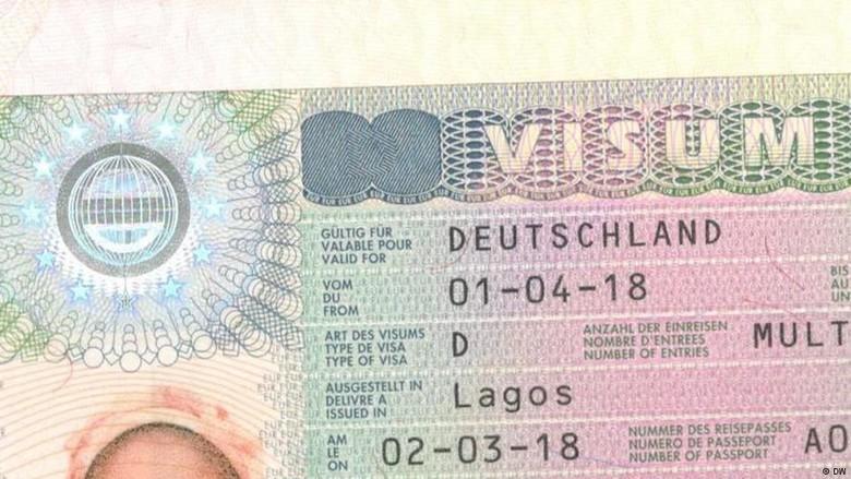 Satu dari 10 Permohonan Visa dari Asia Ditolak Jerman