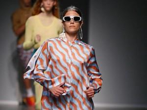 Saat Tren Olahraga Jalan Cepat Hidup Lagi di Catwalk Milan Fashion Week