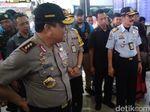 Wakapolri Pantau Arus Balik di Bandara Soekarno-Hatta