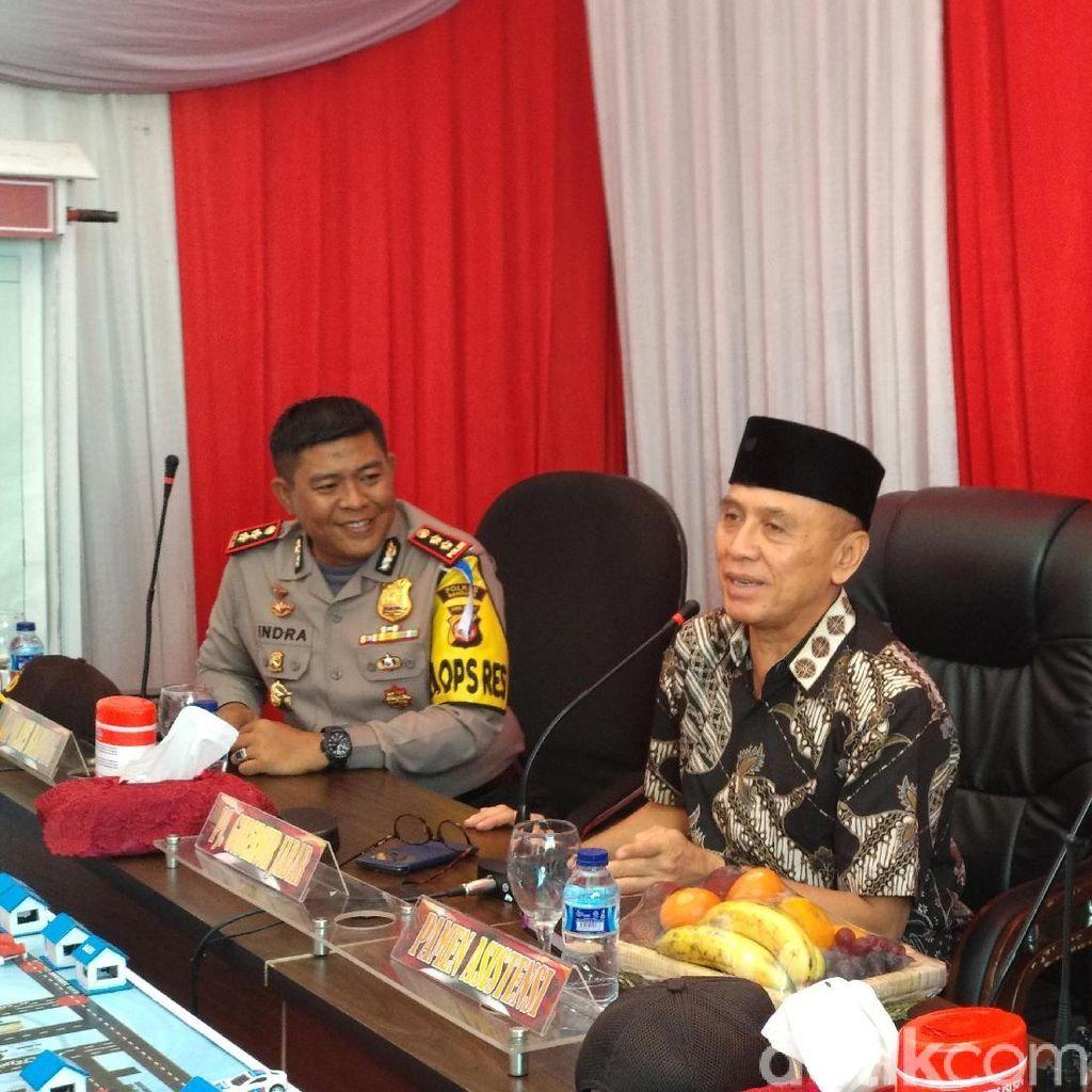 Pj Gubernur Iriawan Klaim Arus Mudik-Balik di Jabar Lancar