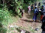 Hutan di Puncak Lawu Terbakar, 200 Satgas KPH Diturunkan
