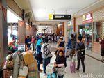Lonjakan Penumpang Mudik Bandara Adisutjipto Lebihi Prediksi