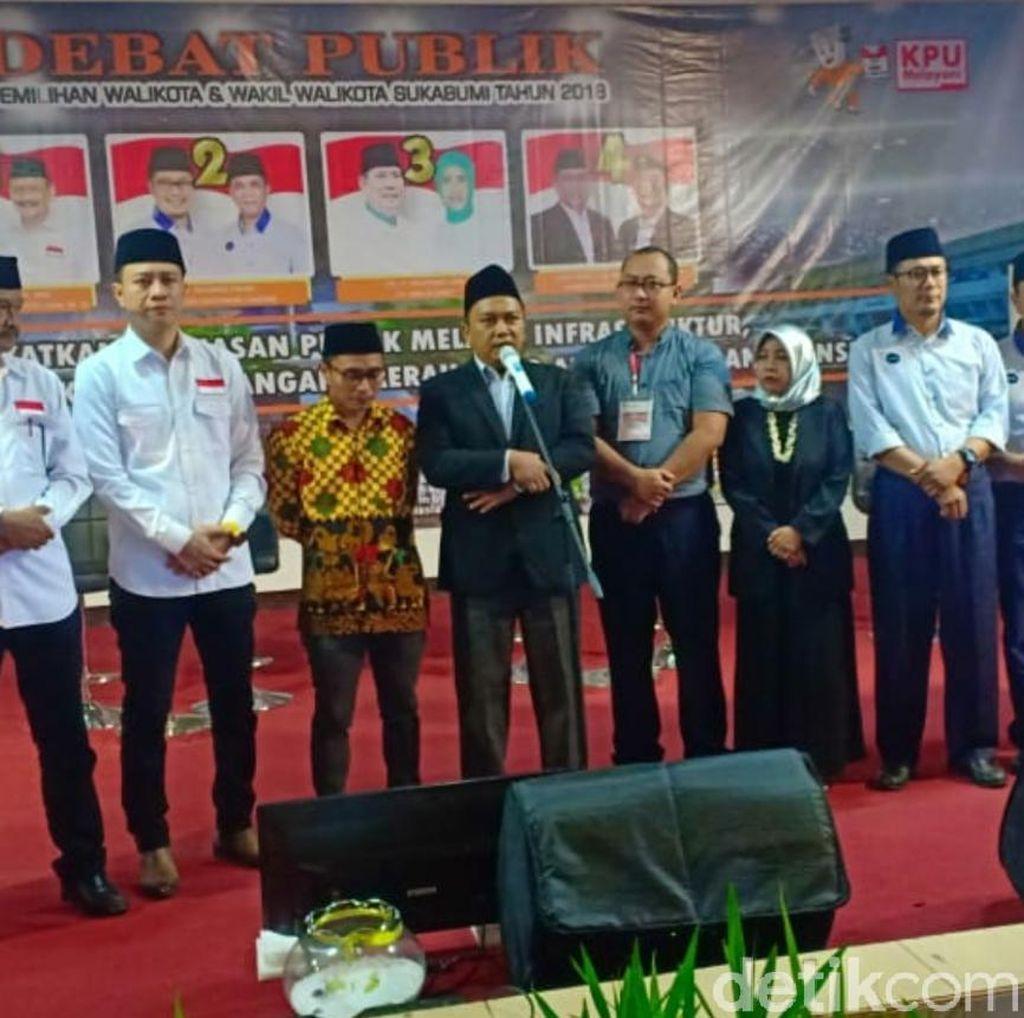 Penjelasan KPU Kota Sukabumi soal Debat Pilwalkot Batal Digelar