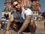 Penyanyi Kolombia Dirampok Rp 10 M Saat Nonton Piala Dunia di Rusia
