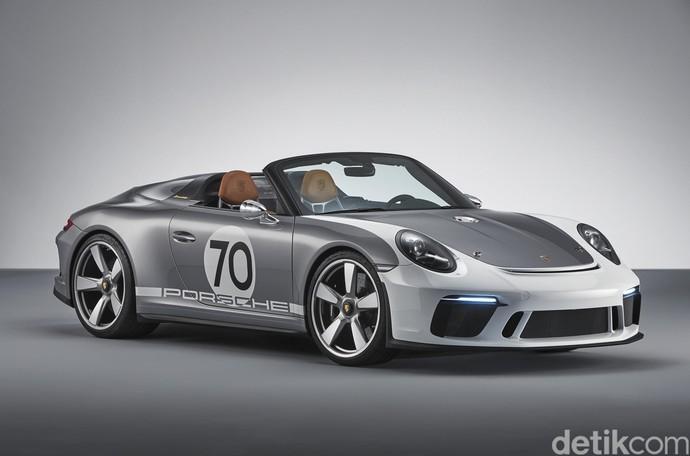 Mobil Kado Ultah Porsche