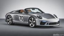 Mobil Edisi Ultah 70 Tahun Porsche