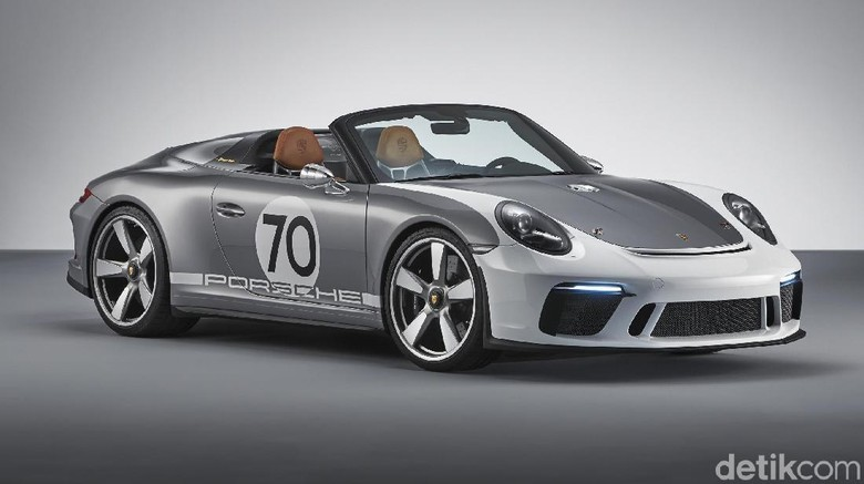 Porsche 911 Speedster Concept Foto: Porsche