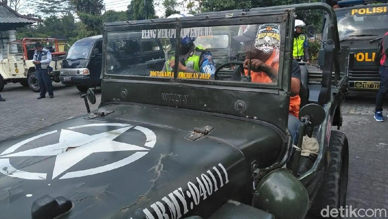 Dishub Cek Kelaikan Jip Lava Tour Merapi, Begini Hasilnya