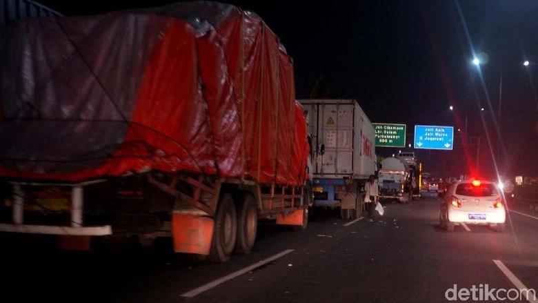 Cegah Truk Nakal, Tol Cikampek akan Dipasangi Alat Timbang Portabel