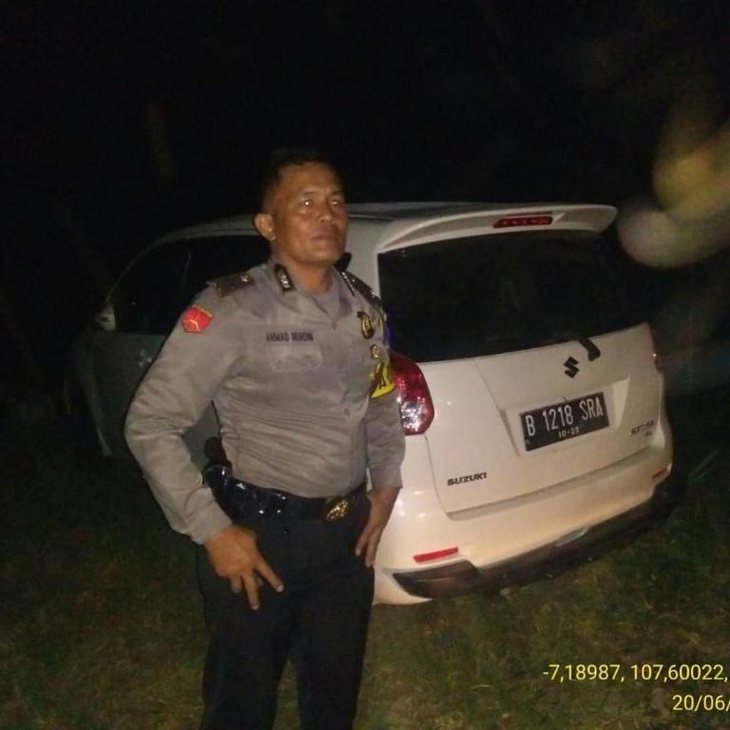 Mobil Pemudik Berisi Anak yang Dicuri di SPBU Ditemukan