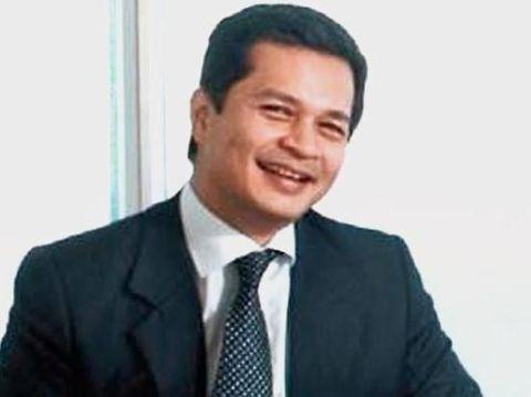 Nik Faisal Ariff Kamil yang sedang diburu Komisi Antikorupsi Malaysia terkait skandal 1MDB